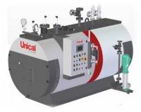 BAHR'12/15 - töörõhk kuni 12 / 15 bar, aurutootlikkus 300 kuni 5000 kg/h